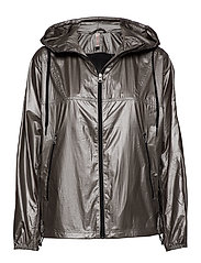 Filippa K Soft Sport Lightweight Shimmer Jacket - METALIC ST