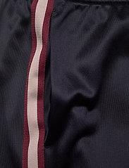 Filippa K Soft Sport - Striped Track Pant - treenihousut - navy - 4