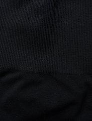 Filippa K Soft Sport - Seamless Open Heel Mesh Leggin - running & training tights - black - 2