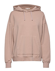 Hooded Sweatshirt - DUSTY ROSE