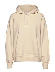 Hooded Sweatshirt - SMOKY PEAC