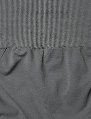 Filippa K Soft Sport - Mesh Legging - running & training tights - green grey - 3