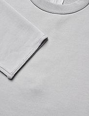 Filippa K Soft Sport - Zip Sweatshirt - svetarit - cloud - 2