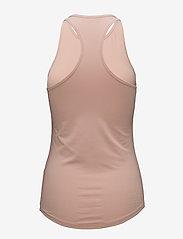 Filippa K Soft Sport - Athletic Cotton tank - tank tops - pale pink - 1