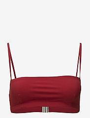 Filippa K Soft Sport - Bandeau Strap Top - hauts de 2 pièces  - rouge - 0