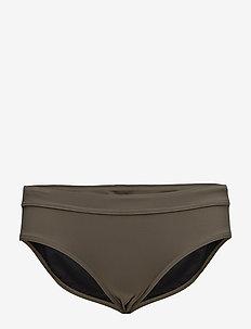 Hip Bikini Bottom - bikini bottoms - khaki