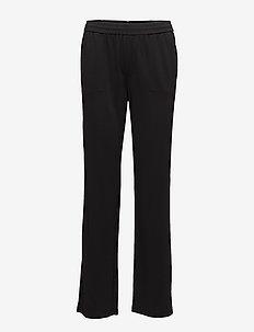 Jersey Track Pants - bukser - black