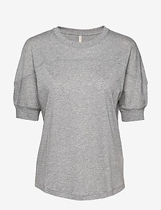 Soft T-shirt - t-shirts - light grey