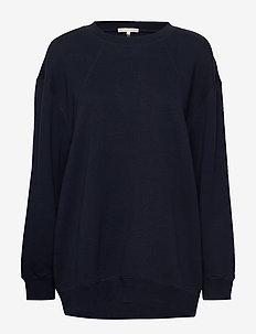 Seam Sweatshirt - NIGHT SKY