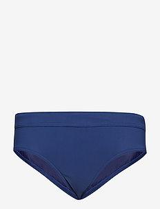 Hip Bikini Bottom - bikini bottoms - indigo blu