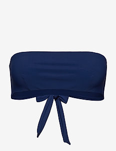 Bandeau Bikini Top - bikini overdele - indigo blu
