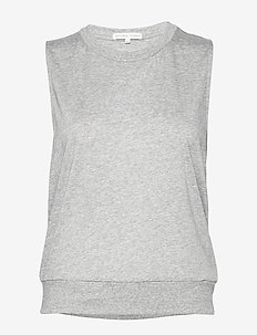 Cool-down Top - tank tops - light grey