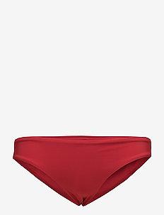 Classic Brief - bikini bottoms - rouge