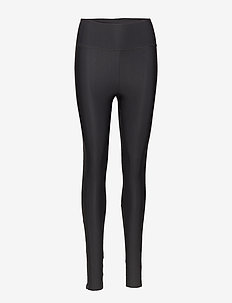 Compression Zip Legging - BLACK