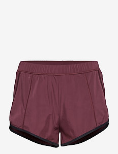 Flex Shorts - MAROON