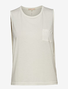 Layer Tank - OFF WHITE