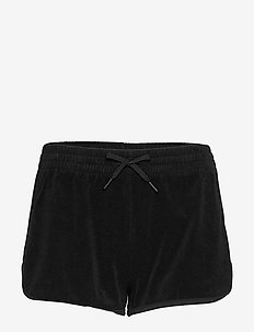 Terry Jersey Short - training korte broek - black