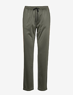 Striped Track Pant - SPRUCE