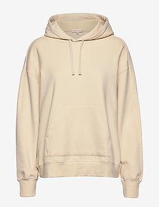 Hooded Sweatshirt - SMOKY PEAC