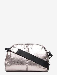 Metallic Mini Bag - NICKEL