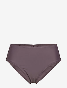 Shiny Maxi Brief - mauve