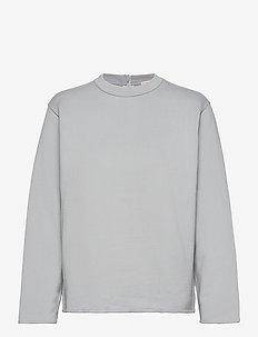 Zip Sweatshirt - svetarit - cloud