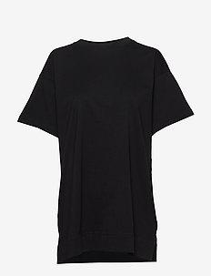Oversized Tee - t-skjorter - black