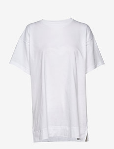 Oversized Tee - t-skjorter - white