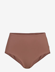 High Brief - bikini underdele - burnt rose