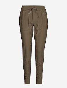 Relax Yoga Pant - sports pants - olive