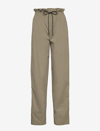 Dance Trouser - treenihousut - grey taupe