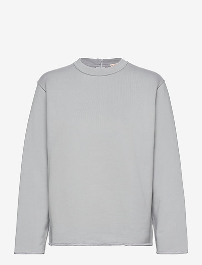 Zip Sweatshirt - bluzy i swetry - cloud