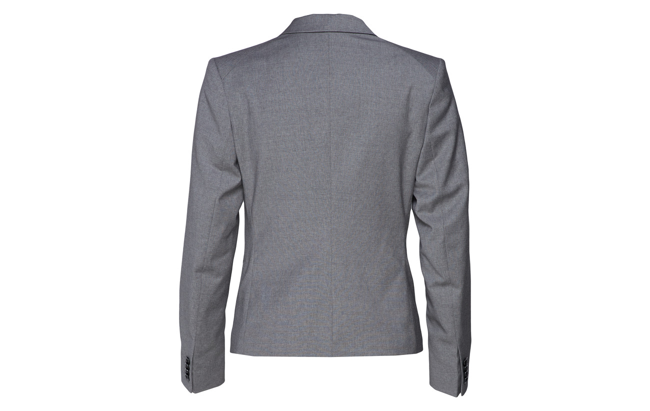 Jackie Laine 2 Light Jacket Elastane K 98 Wool Grey Cool Filippa 8x75qzTT