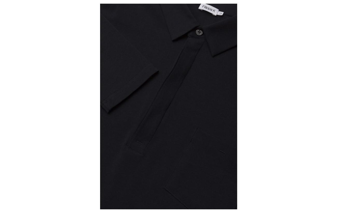 Light Grey M Lycra Poloshirt K Soft Filippa vxqUnAW8n