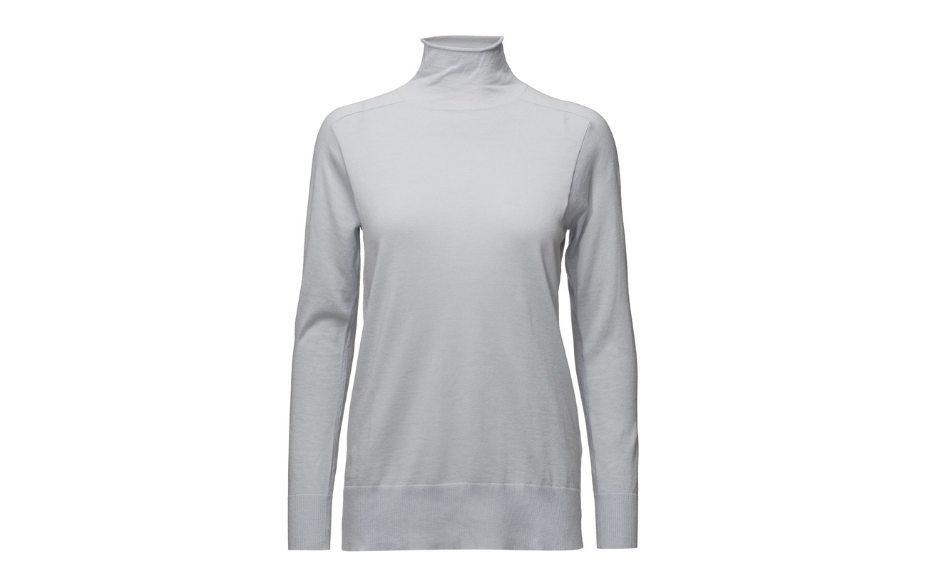 30 Laine 40 Mock 10 Neck K Fawn Cachemire 20 Soie Pullover Polyamide Filippa WY5Z0Xqwnq