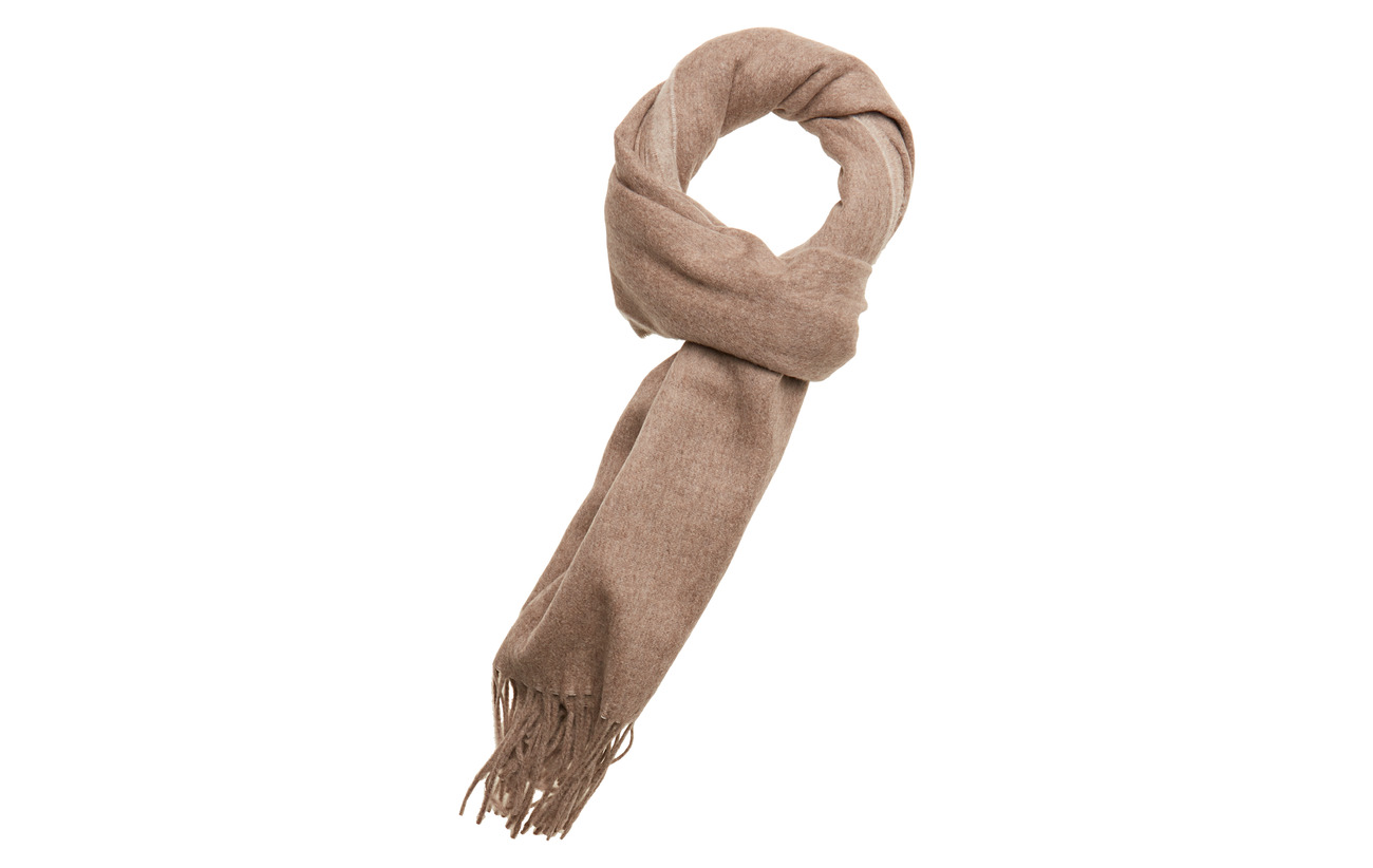 Filippa K Two-Tone Scarf - TAUPE/MOUS