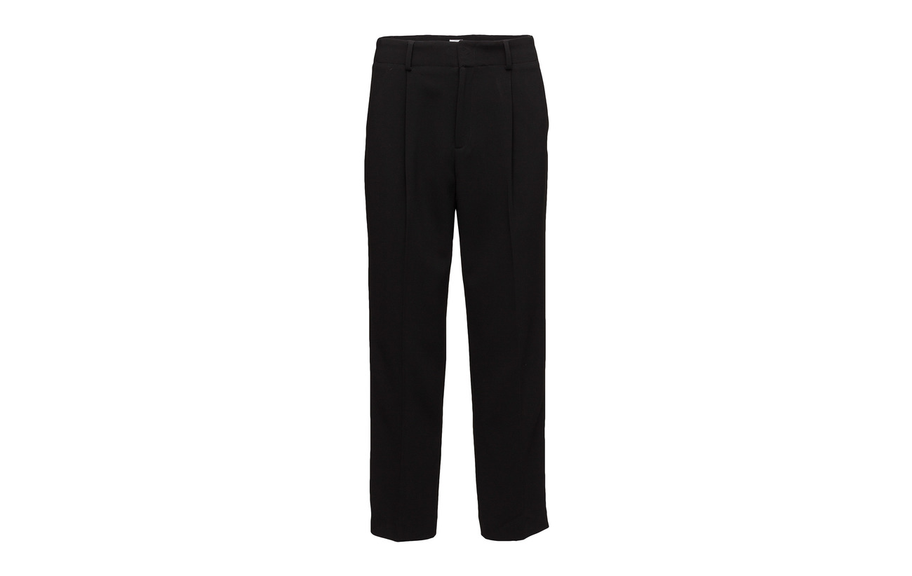 31 69 K Polyester Simone Black Triacetate Cropped Trousers Filippa 4nOAwq00