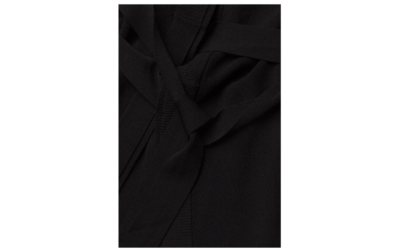 Black K 83 Drapey 17 Cardi Long Viscose Polyamide Filippa qUxRwnn