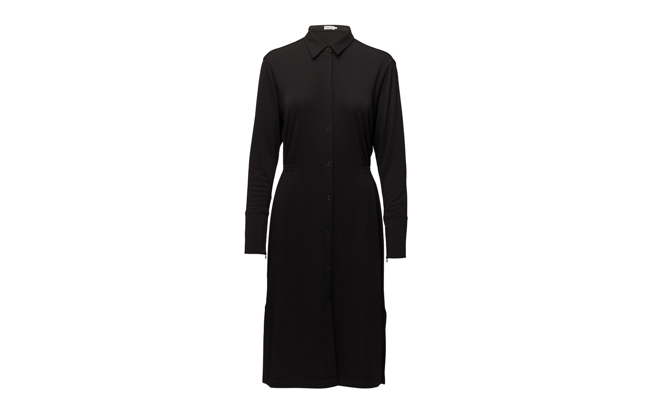 Filippa Dress K Black 5 95 Jersey Polyester Elastane Shirt PFPqwrRA