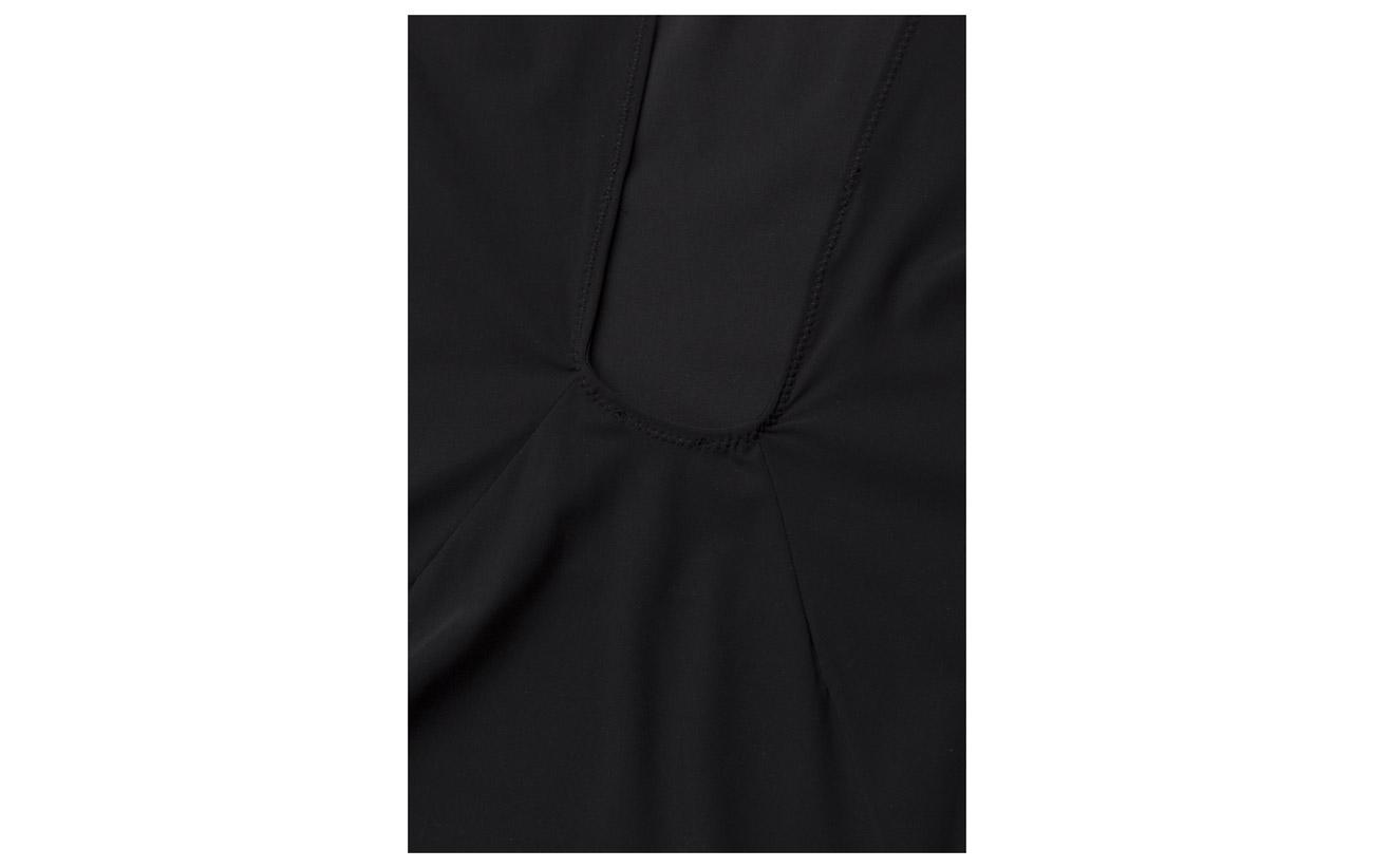 Back Tank Filippa Polyamide K Black Dress Open 73 Elastane 27 pEq4xZwx