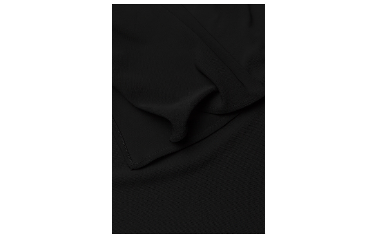 3 97 Dress K Elastane Asymmetric Evening Viscose Black Filippa Xwa017xqw