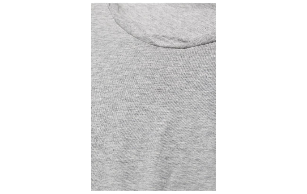 K 100 Grey Coton Tee Filippa Light neck Twist 8q8Yzd