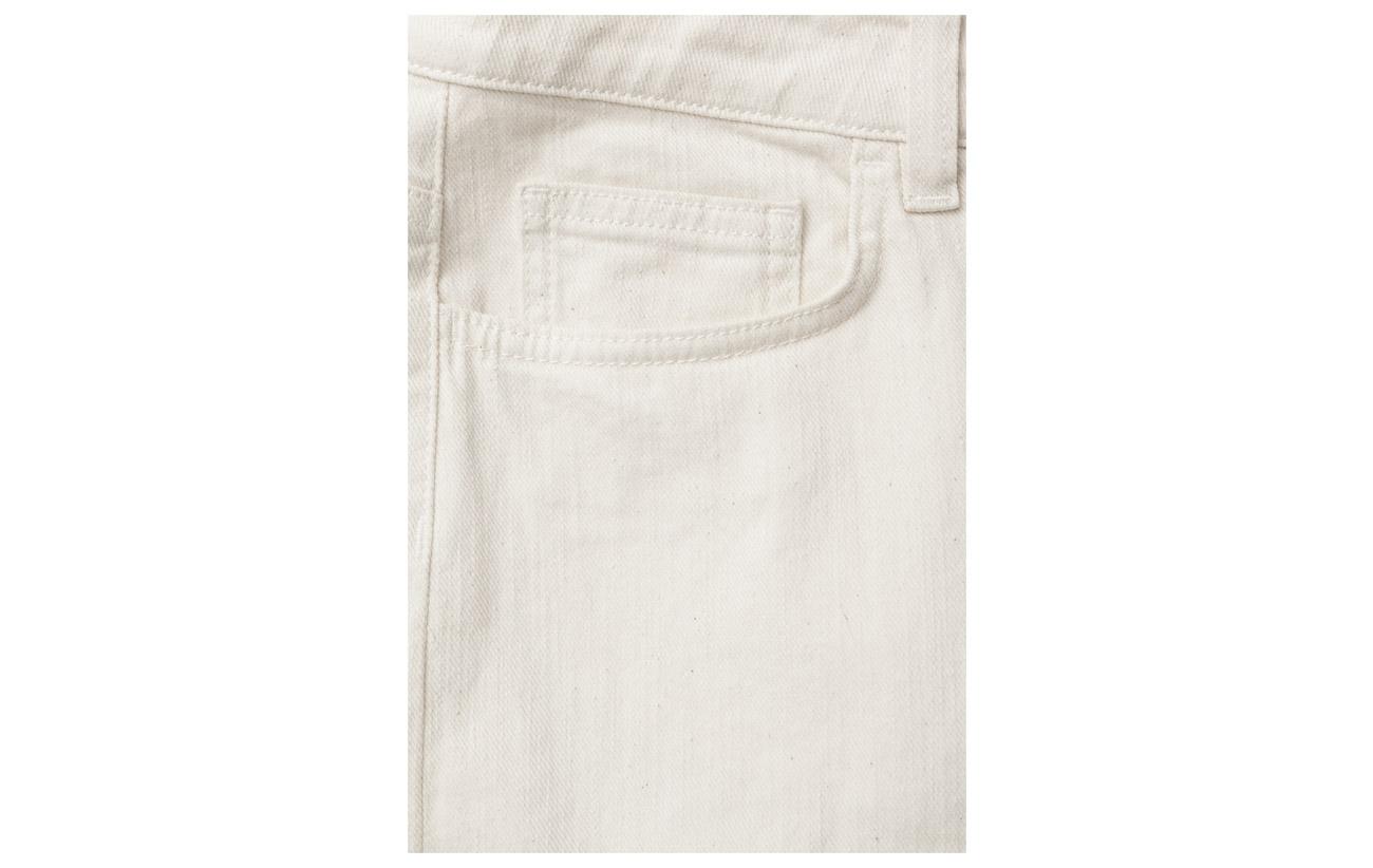 Ecru Denim Filippa Ollie White K Elastane Coton 2 98 q44gEFO7w