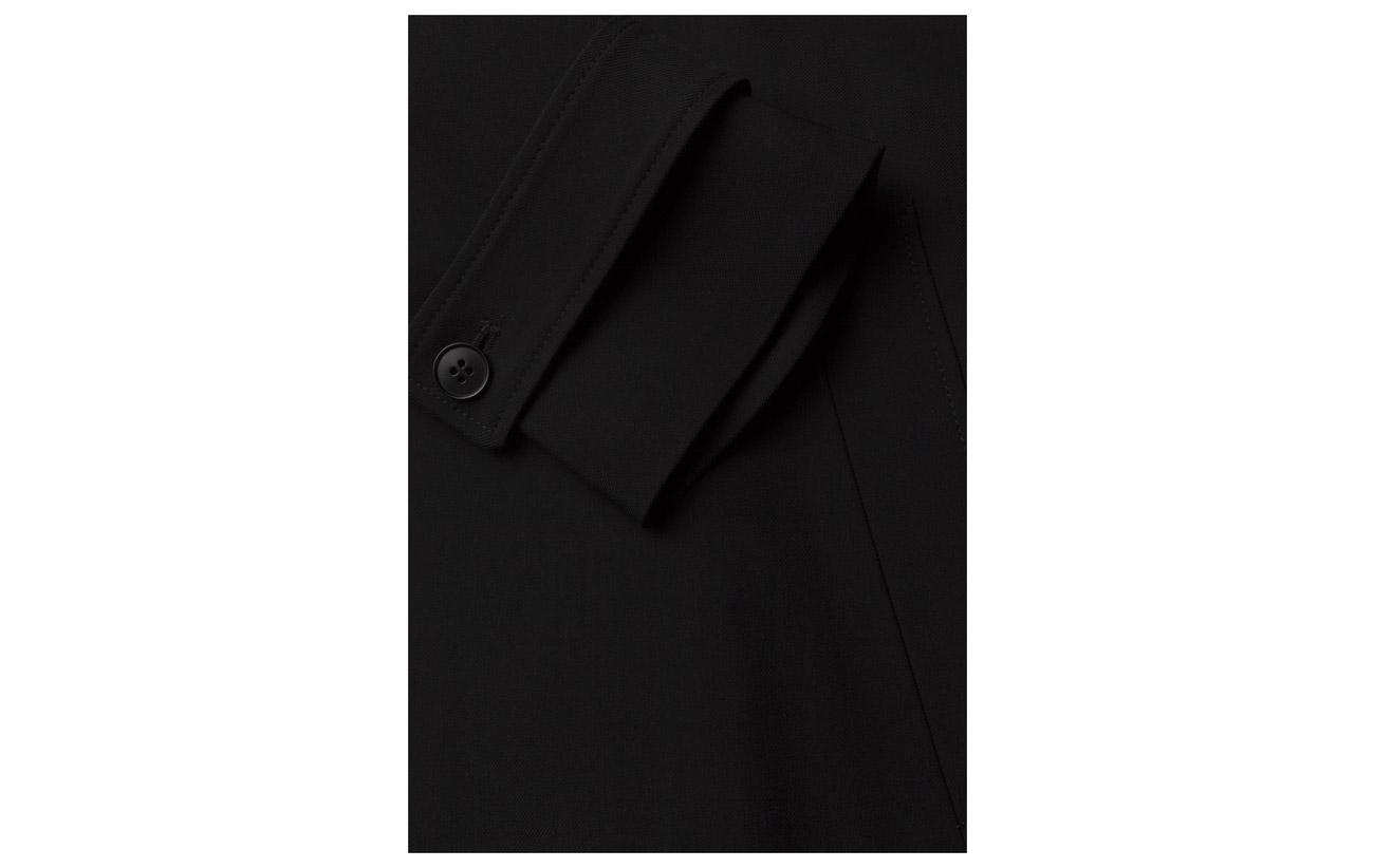 Duster K Laine Viscose Filippa 2 Black Coat Elastane Sadie 19 79 S4ddaqgRw