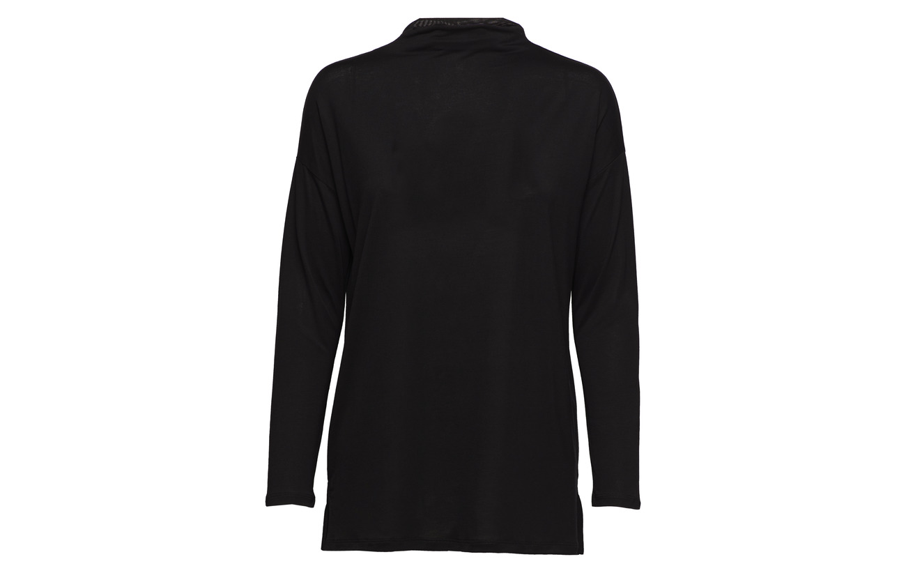 Tunic Filippa Black Lyocell K Tencel 100 xHxwFYqT