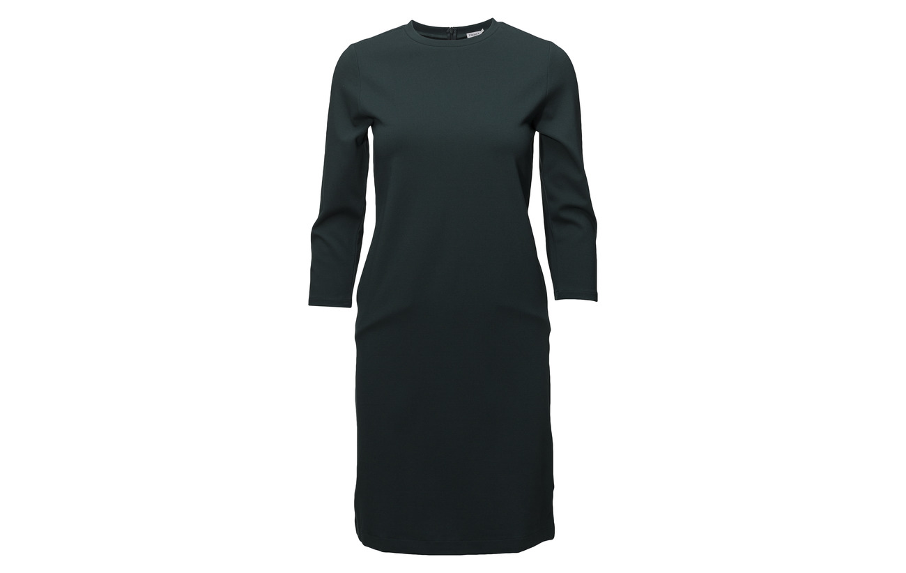 Polyamide 25 Emerald Elastane Shift Viscose Pocket Filippa 6 K Dress 69 Ixwa8T0qR