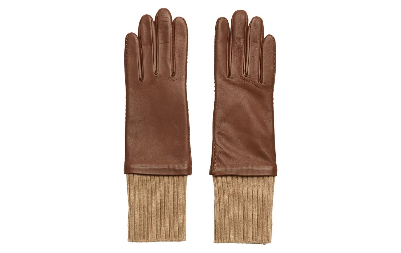 Filippa K Wool Rib Gloves
