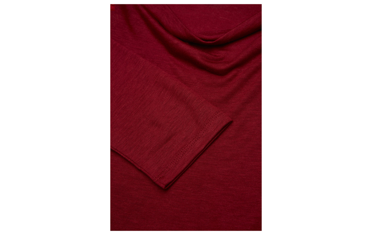 Tencel Wool K Red 70 Deep Filippa 30 Dress Laine Lyocell RqFww4
