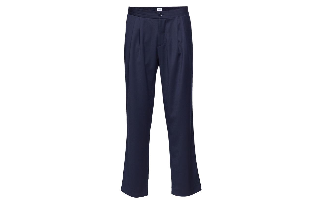 M Fabian Navy Trousers Filippa K Gabardine 04WwT4gq