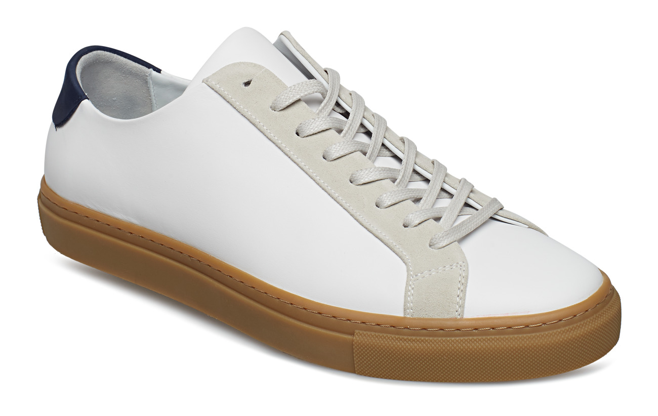 M. Morgan Low Mix Sneaker (White ligh) (£225) - Filippa K -  50af8f11c